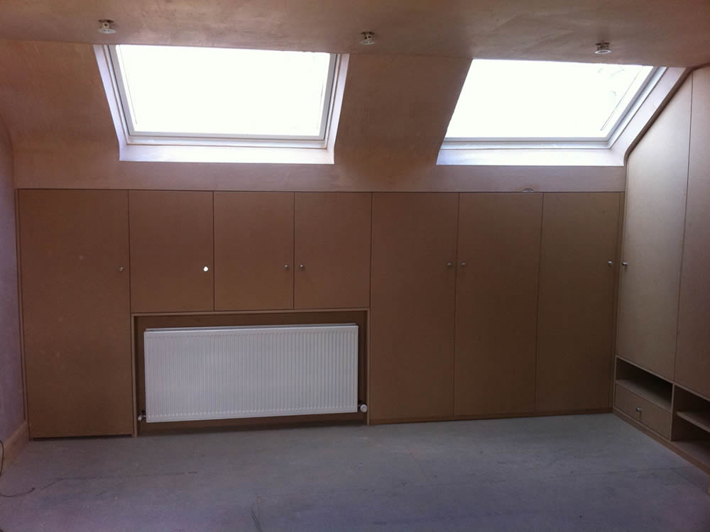 Loft Conversion Rw1 Build